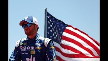Dale Earnhardt Jr. appreciates new Hall of Fame class