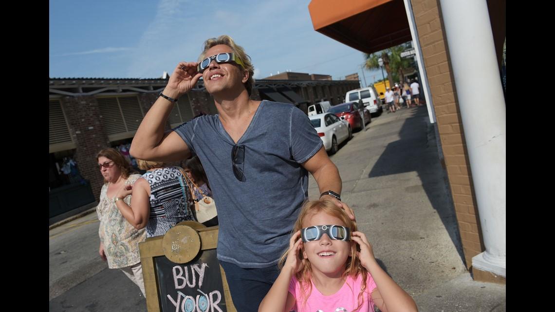 PHOTOS: Eclipse watch around the country | firstcoastnews com