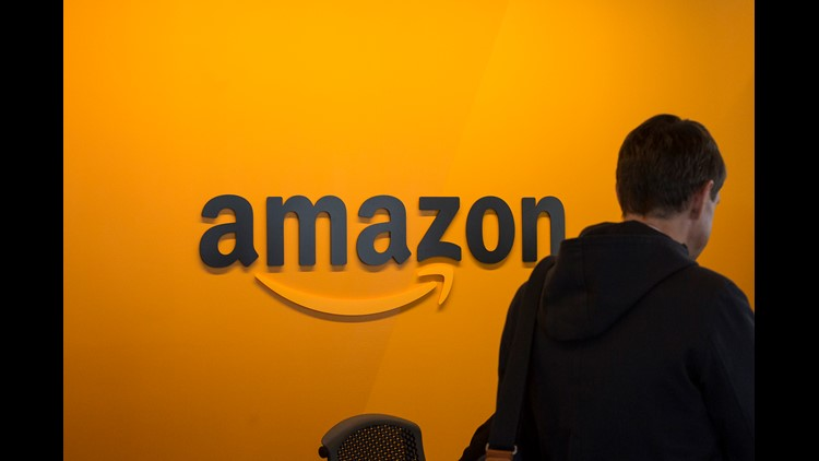 Nearly half of all online sales in the U.S. on the Monday before Christmas were made on Amazon.