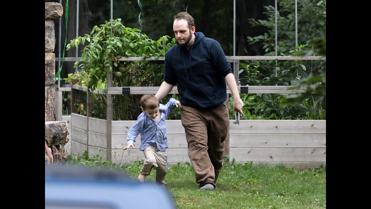Joshua Boyle, his wife Caitlan, and their three children were rescued last year in Pakistan, five years after the couple was abducted while on a backpacking trip. Boyle has been arrested and faces charges that include sexual assault.