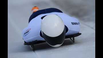 Skeleton star preps for one last ride in PyeongChang