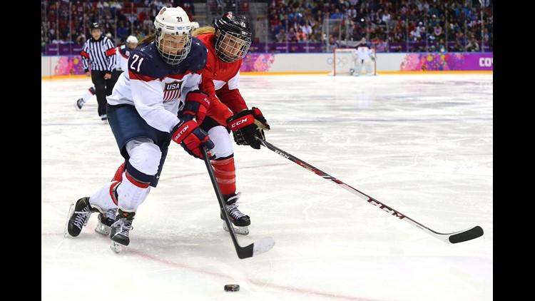 The greatest rivalry in women's Olympic hockey: USA vs. Canada
