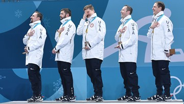 Team USA curling team members given the wrong gold medals at Olympics medal ceremony