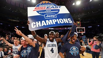 NCAA tournament bracket revealed on Selection Sunday
