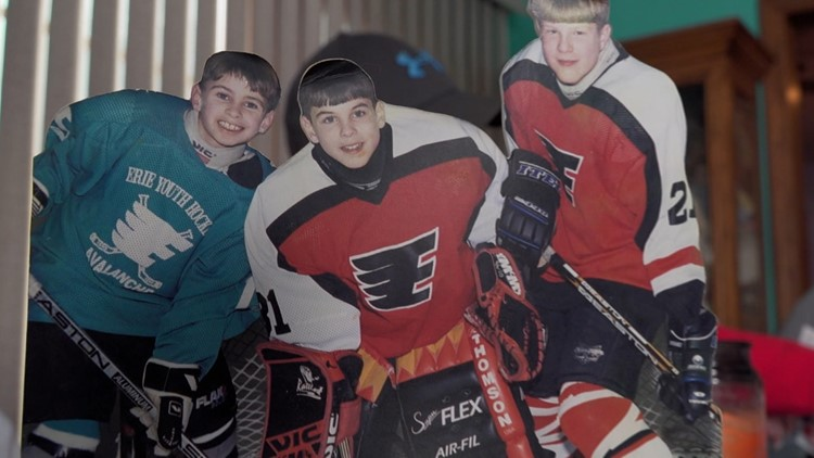 Ryan Zapolski has been playing hockey since he was 8 years old and from the start he was a goaltender with a set of skills that coaches dream of.