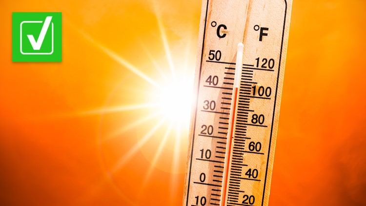 Yes, heat is historically the top weather-related killer in the US