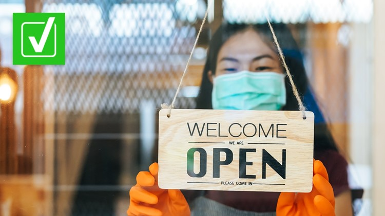 Yes, businesses can require unvaccinated customers to wear masks even if there are no mandates