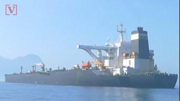 U.S. Releases Warrant Attempting to Seize Iran Oil Tanker 'Grace 1'