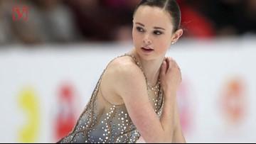 U.S. Figure Skater Accused of Deliberately Slashing Opponent's Leg with Skate