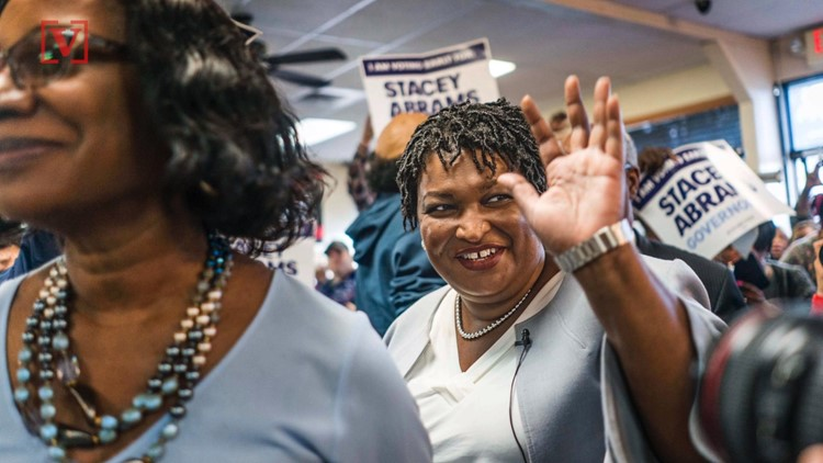 Stacey Abrams' Nonprofit Could Pose Political Problems for Future Campaign