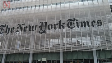 President Trump Says 'The New York Times' Will 'Endorse' Him in 2020 to Keep Their Business Going