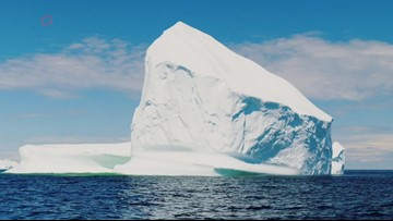 Thieves Steal Enough Iceberg Water To Make 150,000 Bottles of Vodka