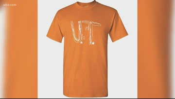 UT offers young Vol fan bullied for making own T-shirt, a scholarship