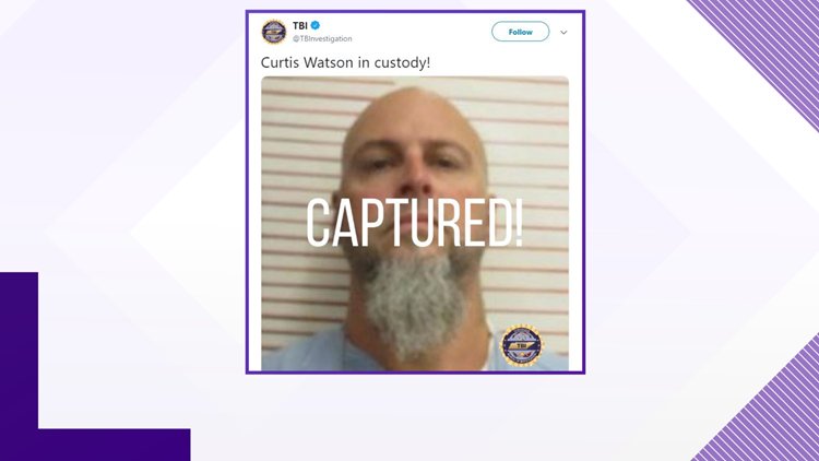 TBI releases new details about inmate wanted in death of a corrections  facility officer