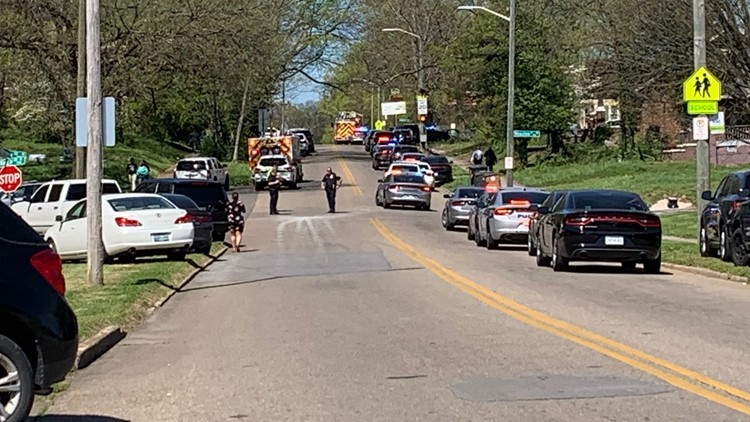 TBI: Student suspect killed, KPD officer wounded after shooting at Austin-East High School