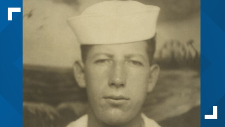 He was killed during the attack on Pearl Harbor. It took 79 years, but he's finally going home to Tennessee