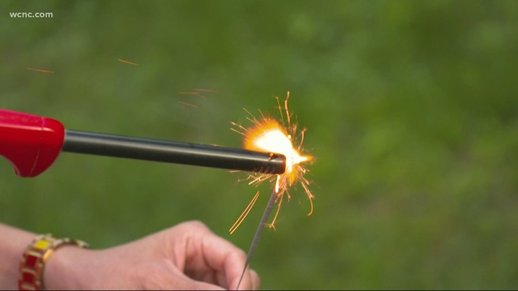 VERIFY: Yes, hands are the most commonly injured body part when it comes to shooting off fireworks