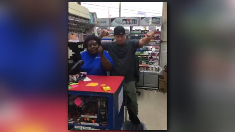<p>Actor Channing Tatum surprised a local convenience store with some fun and dance moves Tuesday, and posted a video of the entire spectacle to his Facebook page.</p>