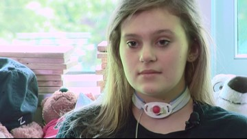 Paralyzed teen has incredible recovery: 'practically like a miracle'