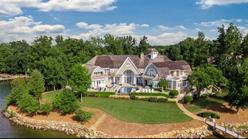 Most expensive home in Lake Norman sells for $4.78 million