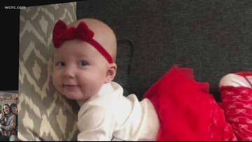 Family grieves for baby given deadly dose of Benadryl at daycare, police say
