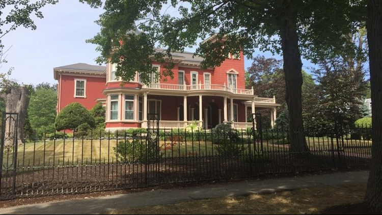 The home of horror icon Stephen King in Bangor is a Mecca for fans of his novels and movies