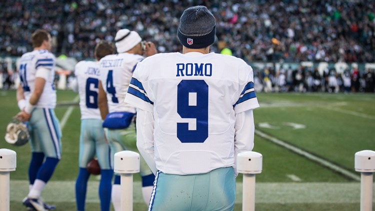 Cowboys to release Tony Romo Thursday