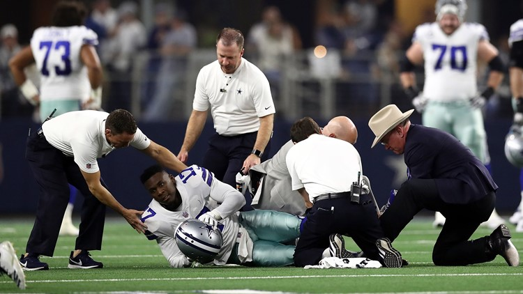 Cowboys' Allen Hurns has surgery after horrific ankle injury in playoff game