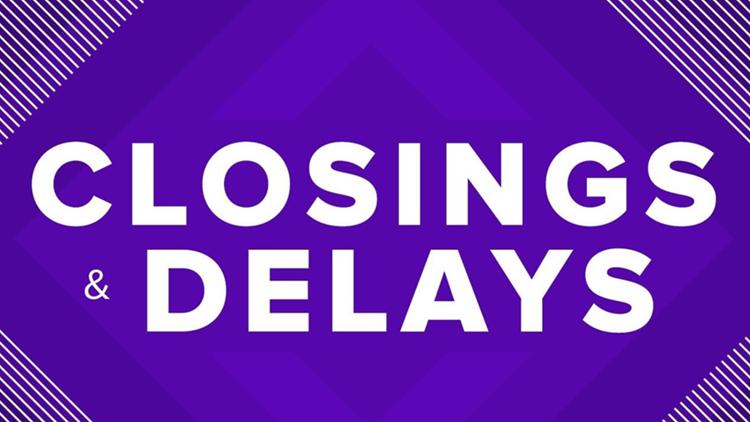 Closings & Delays