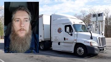 'I'm happy to do it' | Truck drivers make long hauls to keep shelves stocked during coronavirus crisis