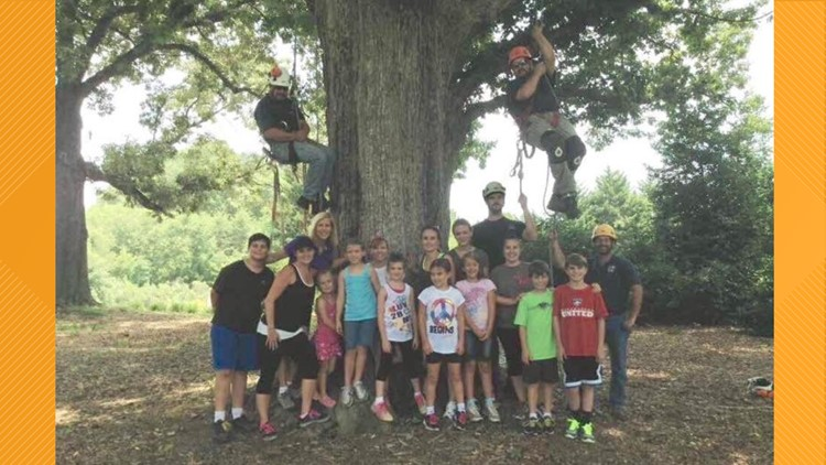 Families reflect on legacy of NC Zoo arborist