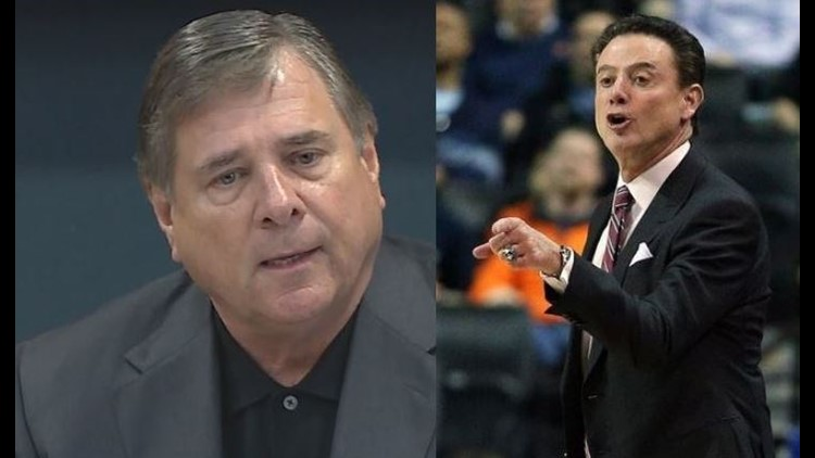 UofL Athletic Director Jurich, Coach Pitino placed on administrative leave