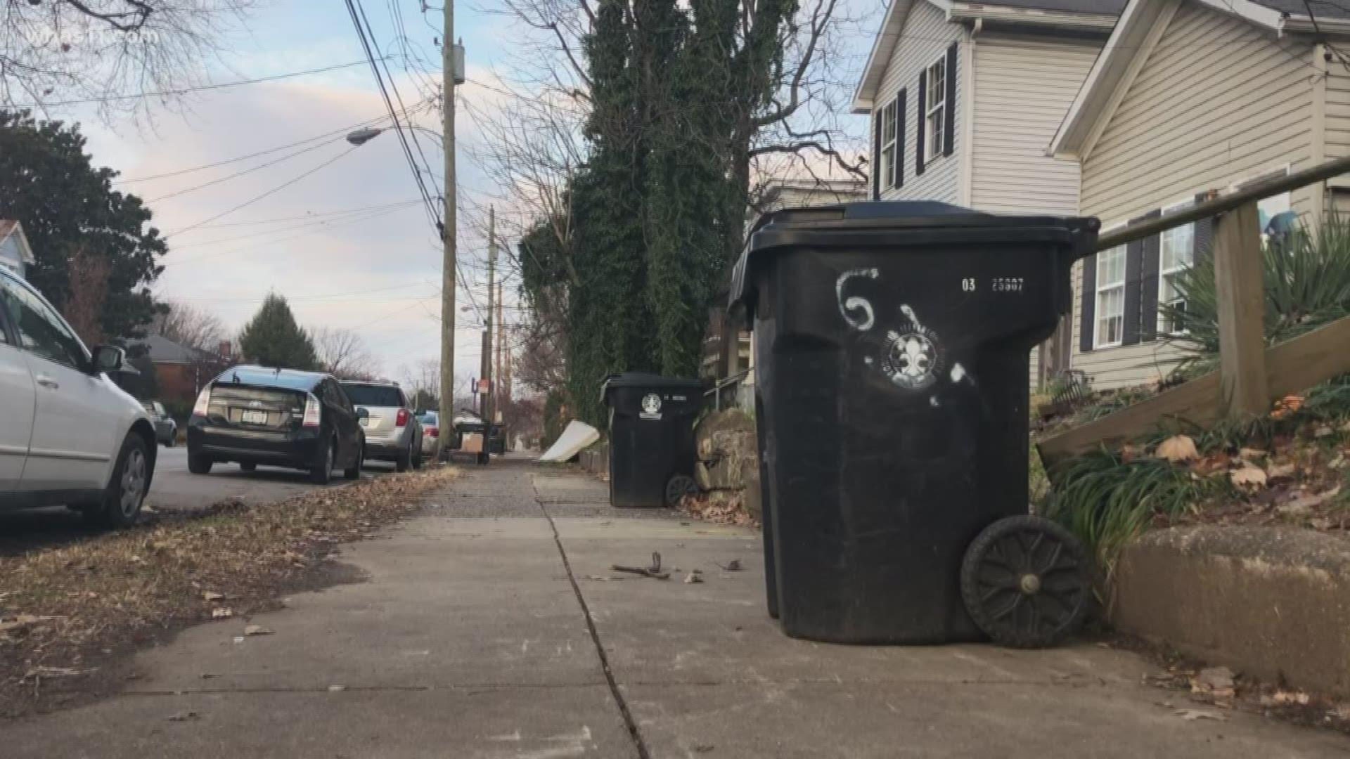 Holiday Trash Pick Up Returns To Louisville Firstcoastnews Com