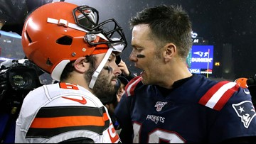 Why were the Browns given the best odds to land Tom Brady?