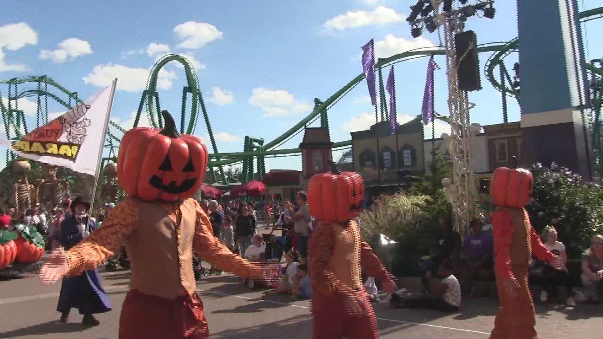 Jacksonville Halloween Events 2020