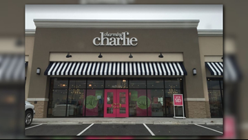 Reports: Charming Charlie files for second bankruptcy, plans to close all stores