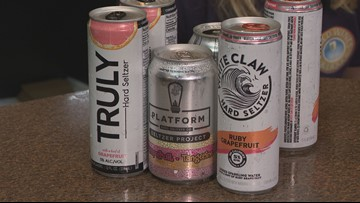 A hard seltzer fest is coming to Cleveland this spring