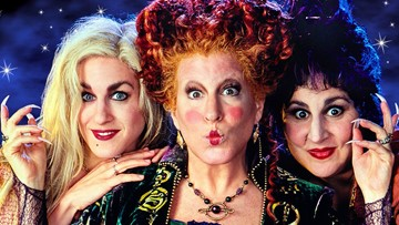 'Hocus Pocus' to air 29 times on Freeform's 31 Nights of Halloween: See the full schedule