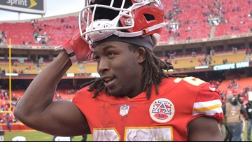 NE Ohio native Kareem Hunt released by Kansas City Chiefs after video shows fight at Cleveland hotel