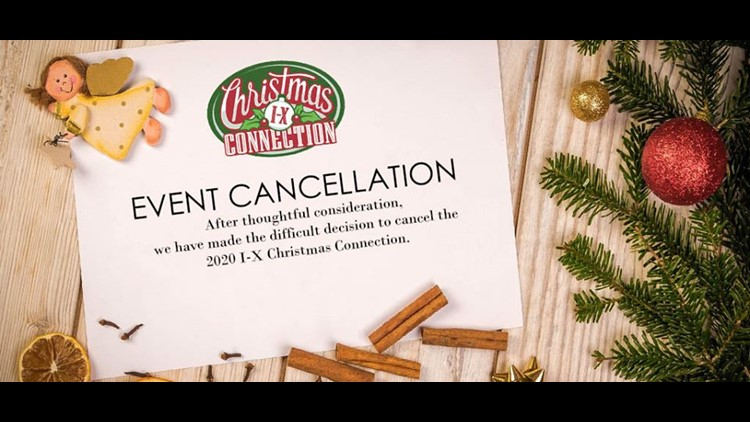 Jacksonville Christmas Events 2020 Coronavirus concerns cancel Cleveland I X Christmas Connection