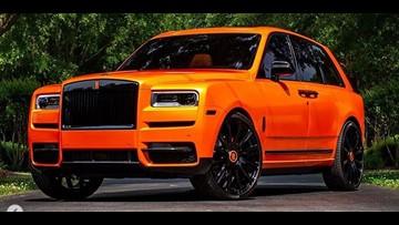 Odell Beckham Jr. shows off Cleveland Browns-themed Rolls Royce