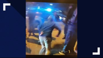 Cop resigns after video surfaces of him launching another man onto the sidewalk