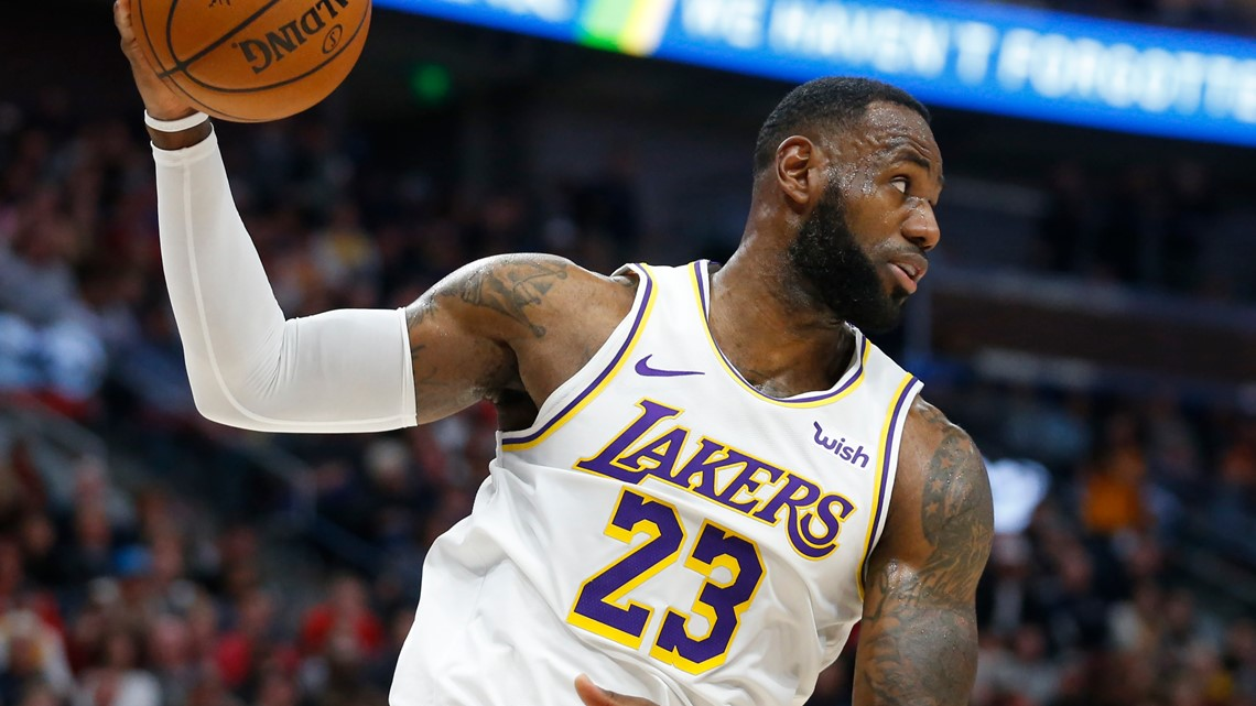 LeBron James, Lyft teaming up to give youth free bikeshare access
