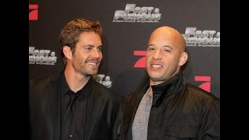 Vin Diesel walks daughter of late Paul Walker down the aisle