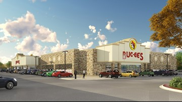 Buc-ee's plans first location in Georgia