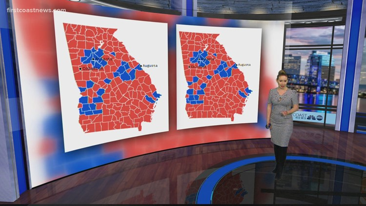 On Your Side: Georgia Senate race updates county-to-county