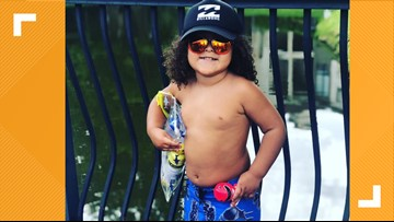 'Long hair don't care:' Florida parents of boys with long hair show frustration, support for Jacksonville boy whose photos were flagged on Instagram