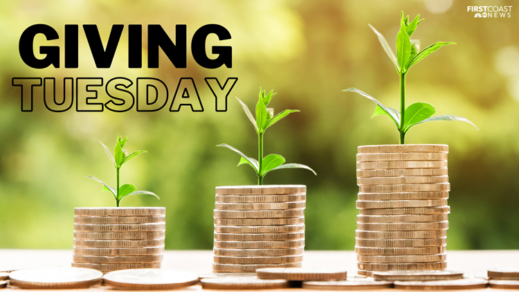 List: First Coast charities to support on Giving Tuesday