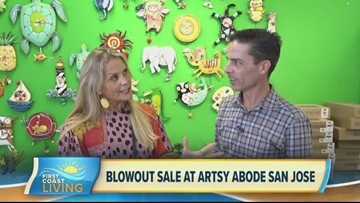 Don't miss this mega blowout sale at Artsy Abode! (FCL August 16th)