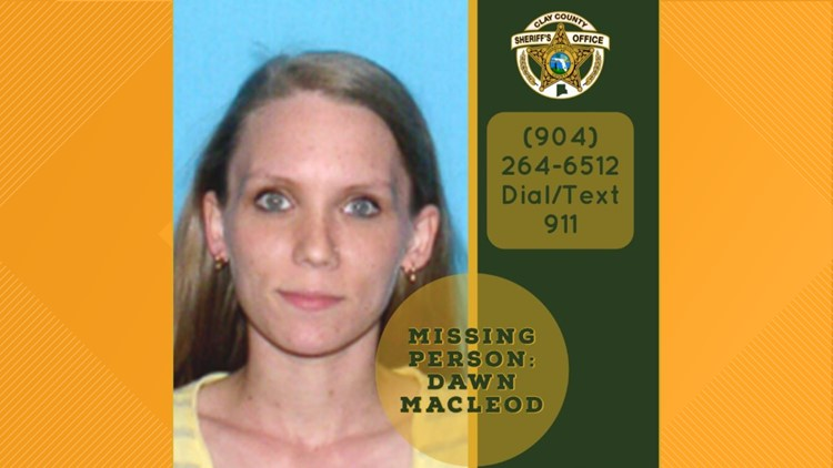 clay missing endangered possibly armed woman